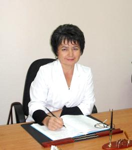 Мустафина Рашида Хасановна