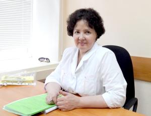Шагалеева Рида Исхаковна