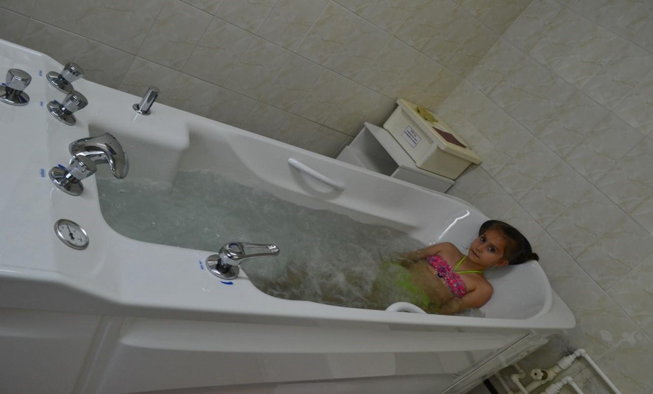 «Жемчужные» ванны